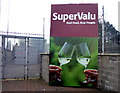 H4572 : Large glasses, Supervalu by Kenneth  Allen