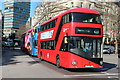 TQ2980 : Routemaster at Cockspur Street by Oast House Archive