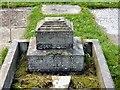 SJ9497 : Kathleen Esther Oliver's gravestone by Gerald England