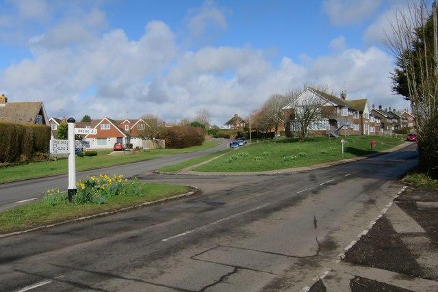 Moor Lane and Moor Road