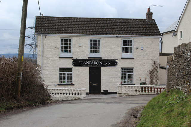 Llanfabon Inn, Llanfabon