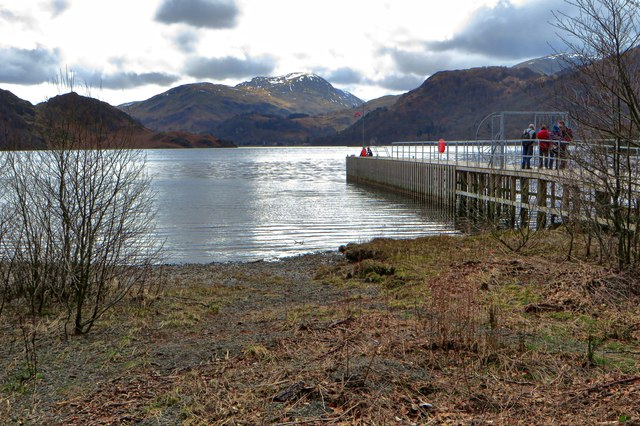 Aira force steamer jetty