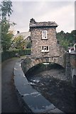 NY3704 : The Bridge House Ambleside by norman griffin