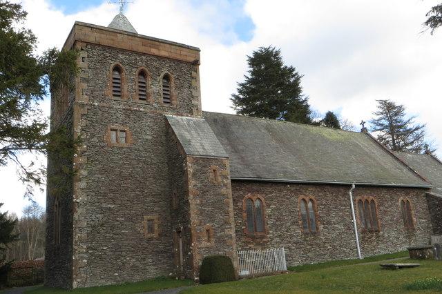 All Saints' Watermillock