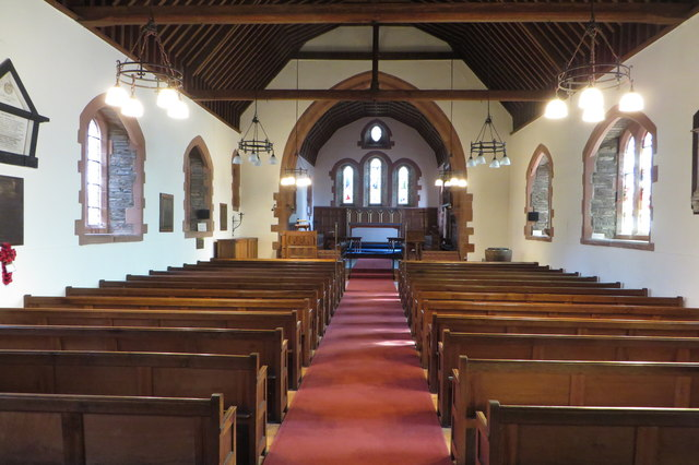 Inside All Saints