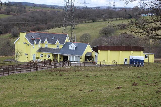 Cwmheldeg Farm