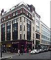 TQ2981 : 143-151 Wardour Street by Stephen Richards