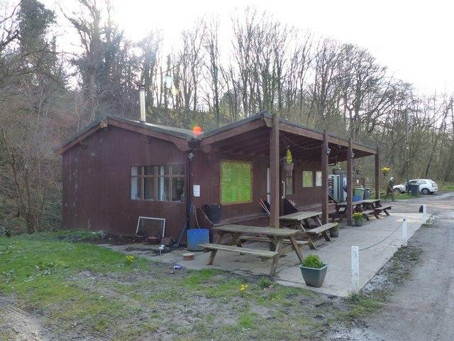 Café at Barlow Fishery