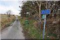 SC3379 : Road leading to Cronk ny Moghlane by Ian S