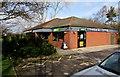 SO7806 : Starbucks Coffee and Subway, Eastington by Jaggery