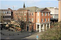 SJ4066 : Newgate House, Chester by Jeff Buck