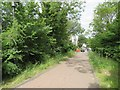SU9950 : Footpath towards Walnut Tree Close by Given Up
