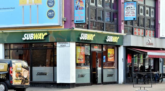Cromwell Road Restaurants