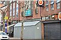 "J3373 : Former ""Centra"", Botanic Avenue, Belfast (April 2018) by Albert Bridge"