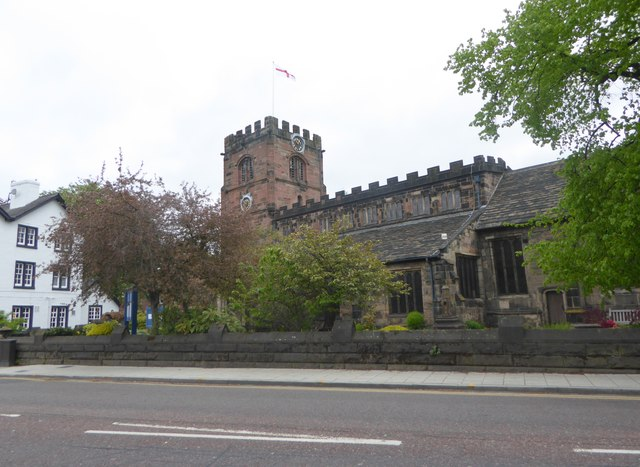 St Mary's Parish Church, Cheadle
