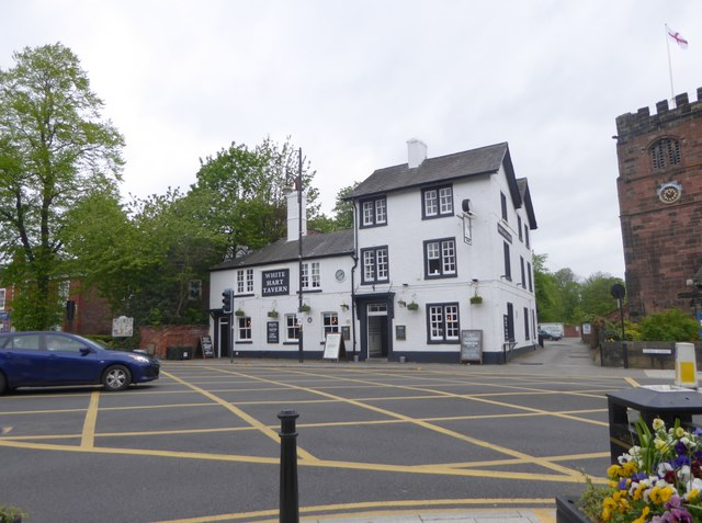 The White Hart Tavern, Cheadle