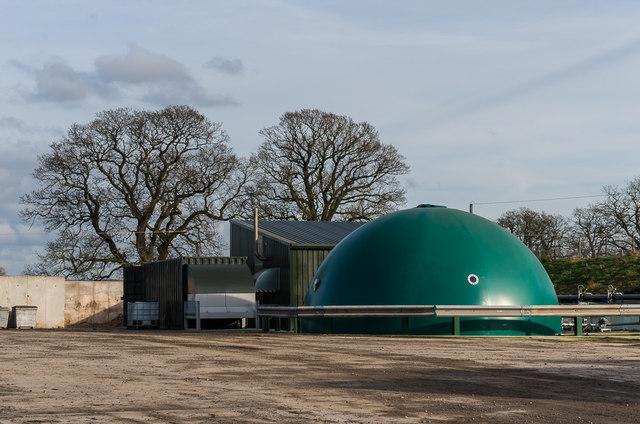 Biomass facility, Priors Halton