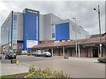 SP3378 : IKEA, Coventry by Philip Halling