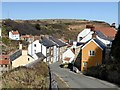NZ7818 : Staithes Lane, Staithes by Graham Hogg