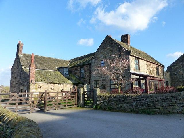 Hall Farm, Barlow