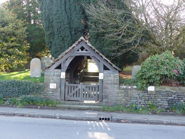 Lych gate, Barlow