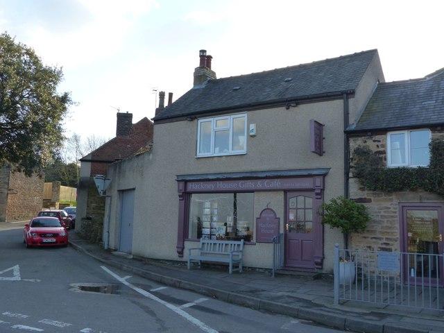 Hackney House Café, Barlow