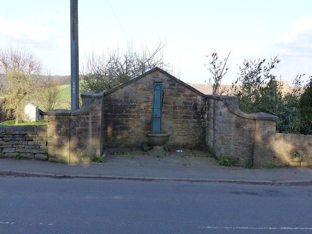 Village pump, Barlow