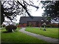 SJ8583 : St Chads Church, Handforth by Eirian Evans