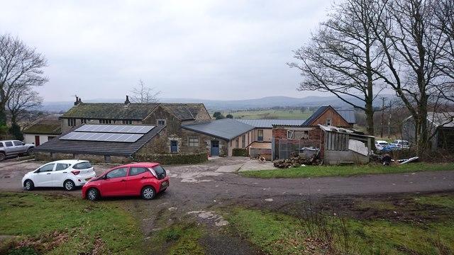 Annis Hill Farm, Milnrow