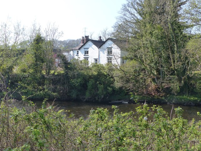 House by River Goyt
