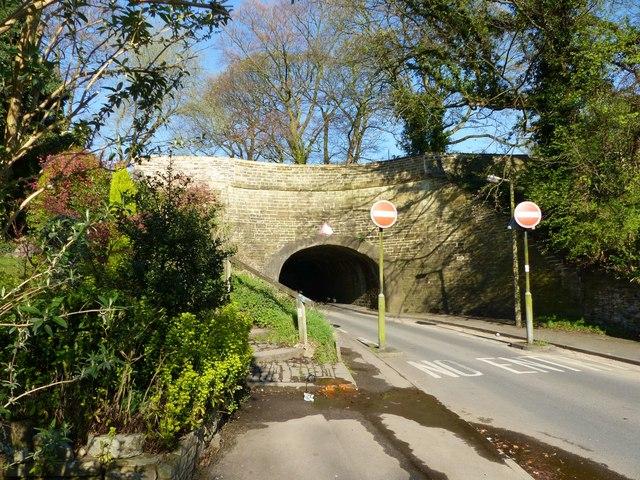 Aqueduct over Green Lane