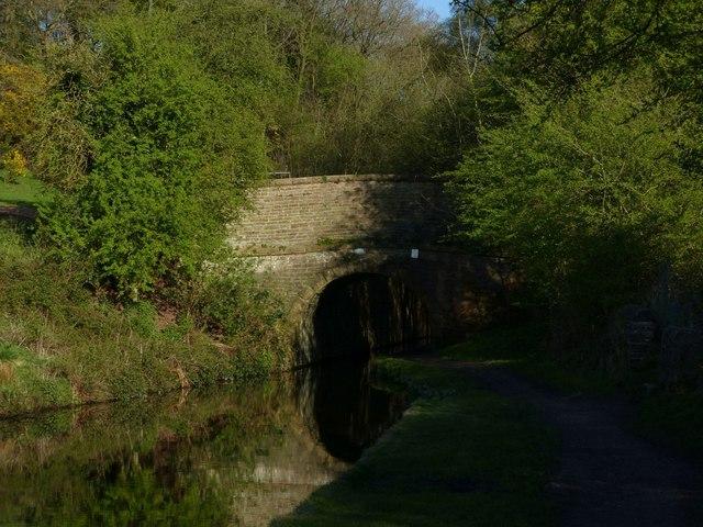 Bridge no. 15, Peak Forest Canal