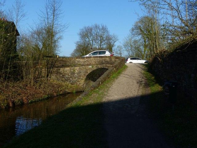 Bridge 16, Peak  Forest Canal