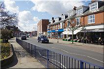 TM3034 : Crescent Road, Felixstowe by Stephen McKay