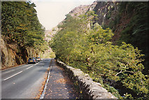 SH5946 : Pass of Aberglaslyn by Martin Bodman