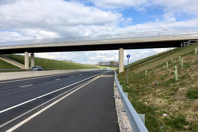 Bay Gateway, Green Lane Bridge