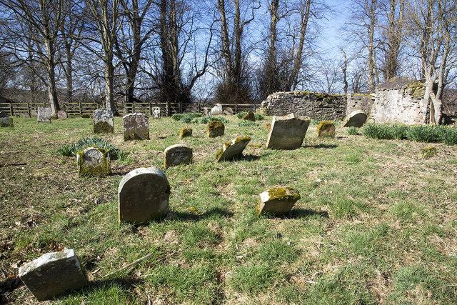 Crailing Old Parish Churchyard