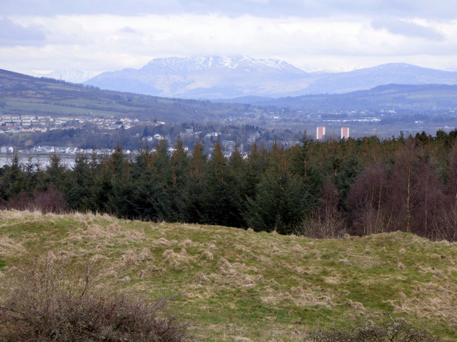 Dumbarton and Ben Lomond