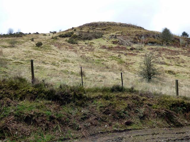 Barscube Hill