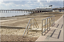 TM3034 : Felixstowe Beach by Stephen McKay
