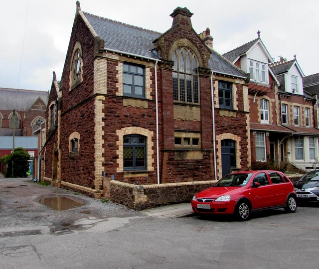 Late Victorian Masonic Hall, Paignton