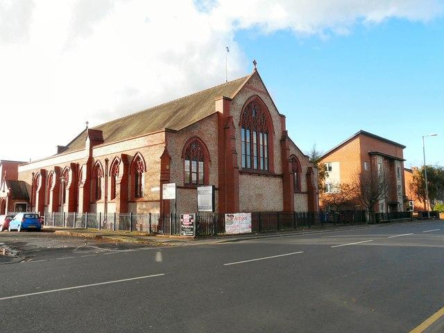 Former St Andrew's Church