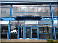 SP8014 : New Theory Test Centre, Aylesbury by David Hillas