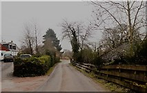 NJ6201 : Approaching a junction on Craigmyle Road by Stanley Howe