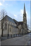 SX4754 : Plymouth Cathedral by N Chadwick
