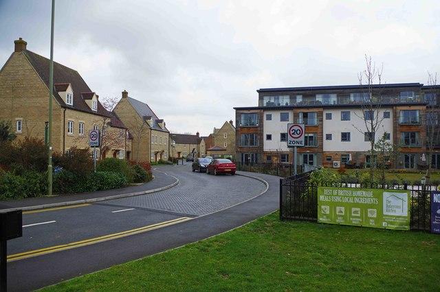 Buttercross Lane, Witney, Oxon