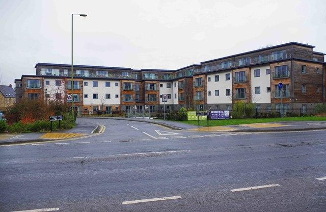 Apartments in Buttercross Lane, Witney, Oxon