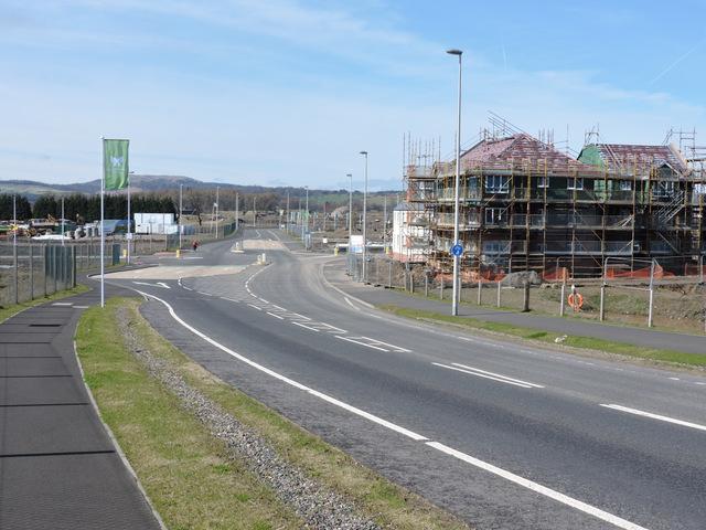 Barrangary Road
