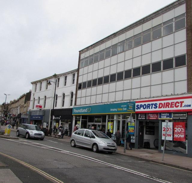 Former Woolworths, 63 Victoria Street, Paignton