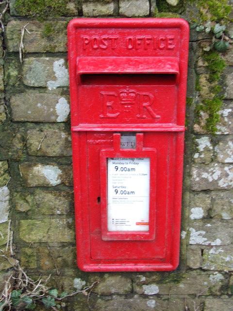 Reydon Cottage Postbox